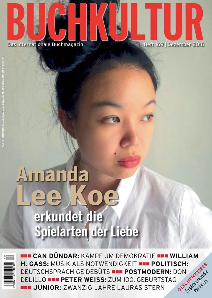 Magazin Buchkultur Nr. 169 als eBook epub