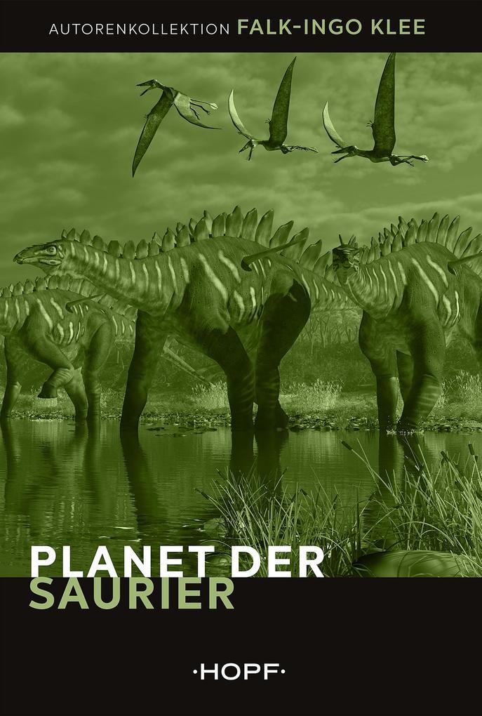 Planet der Saurier als eBook epub