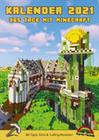 Kalender 2021 - 365 Tage mit Minecraft inklusive Tipps, Tricks & Crafting Rezepten im DIN A4 Format