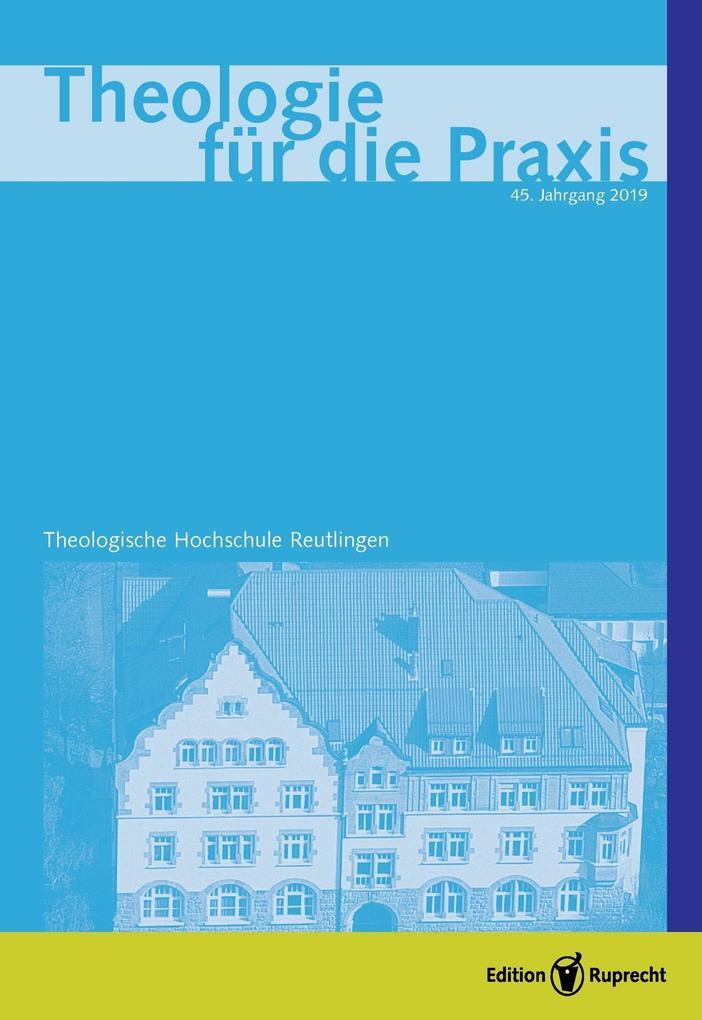 Theologie für die Praxis 2019 - Einzelkapitel - Ihr macht das schon! Zuversichtlich leben in konfliktreichen Zeiten. Zusammenfassung einer Weiterbildungszeit als eBook pdf