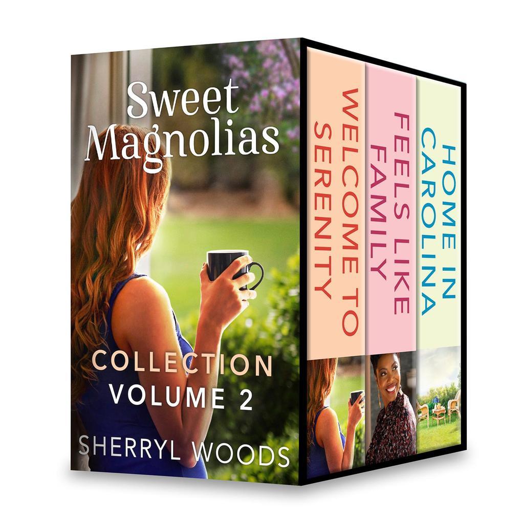 Sweet Magnolias Collection Volume 2 als eBook epub