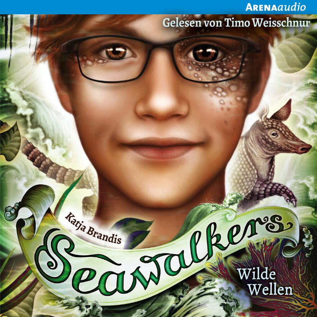 Seawalkers (3) Wilde Wellen als Hörbuch Download