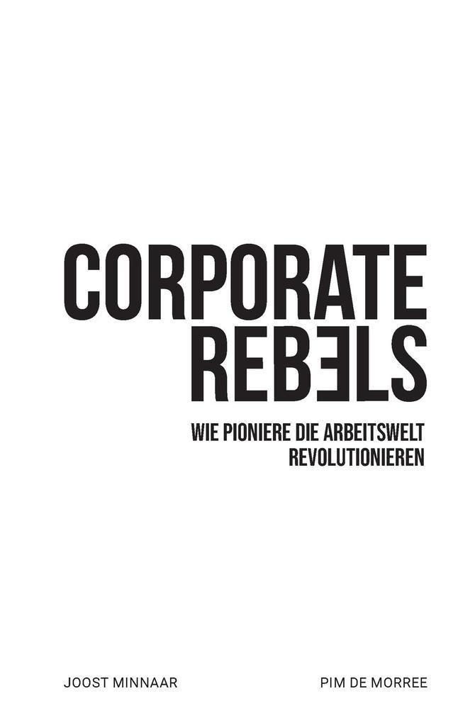 Corporate Rebels als Buch (kartoniert)