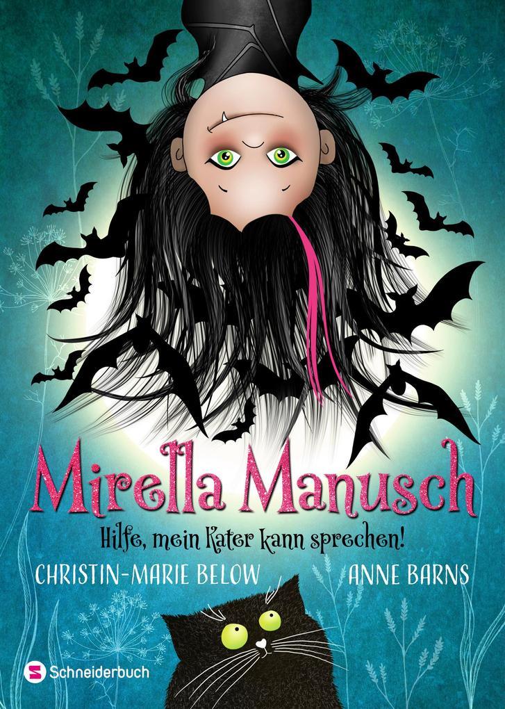 Mirella Manusch - Hilfe, mein Kater kann sprechen! als eBook epub