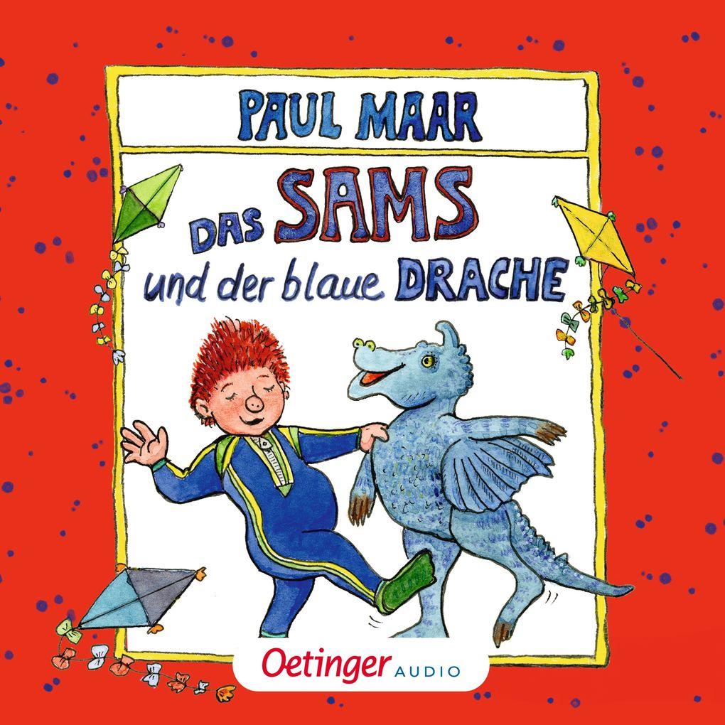 Das Sams und der blaue Drache als Hörbuch Download