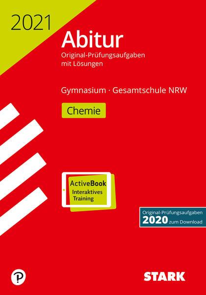STARK Abiturprüfung NRW 2021 - Chemie GK/LK als Buch