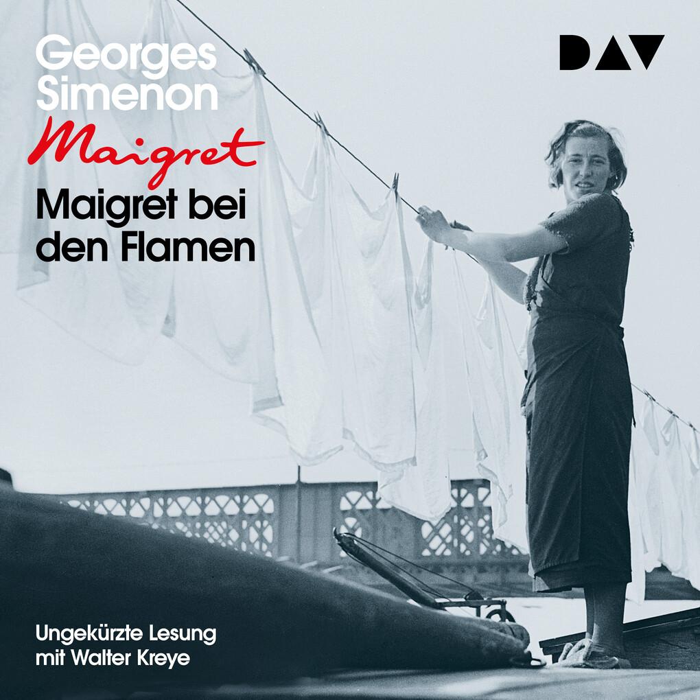 Maigret bei den Flamen als Hörbuch Download