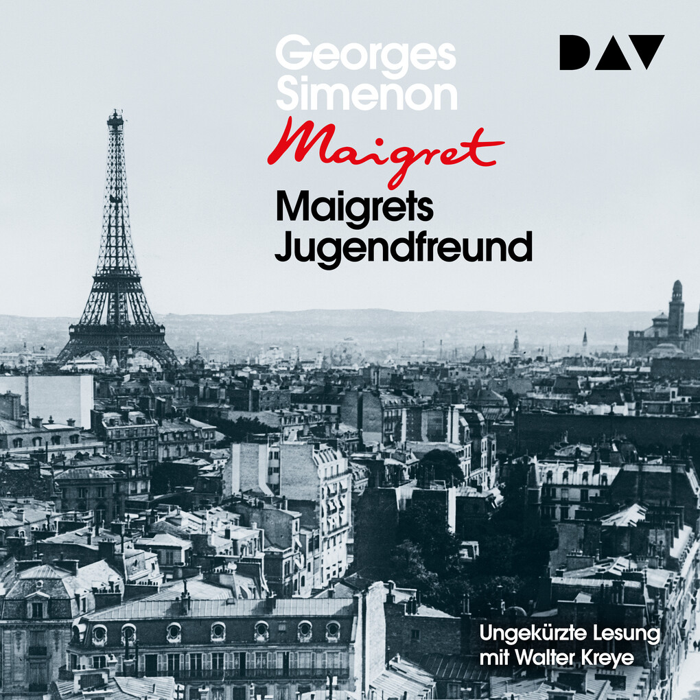Maigrets Jugendfreund als Hörbuch Download