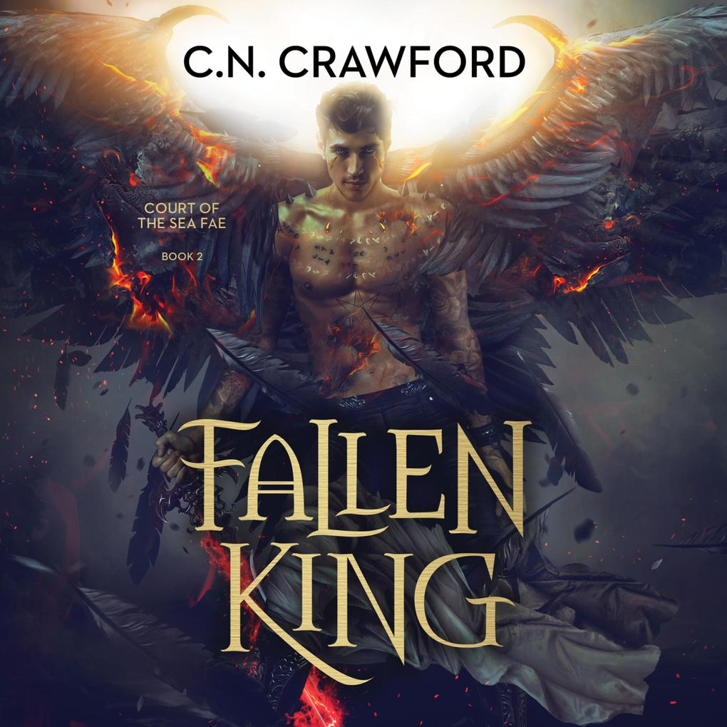 Fallen King - Court of the Sea Fae Trilogy, Book 2 (Unabridged) als Hörbuch Download