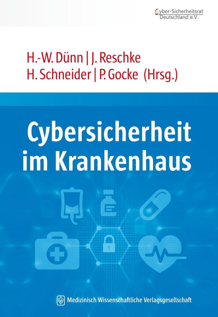 Cybersicherheit im Krankenhaus als eBook epub