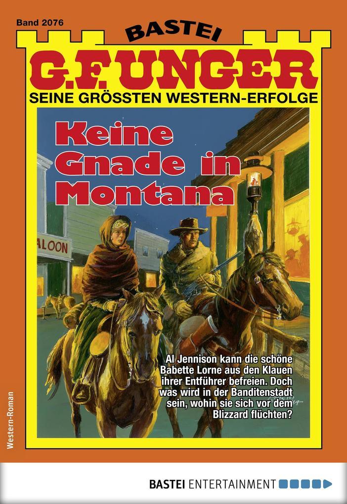 G. F. Unger 2076 - Western als eBook epub