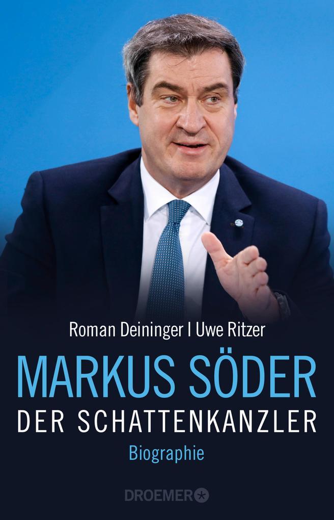 Markus Söder - Der Schattenkanzler als eBook epub