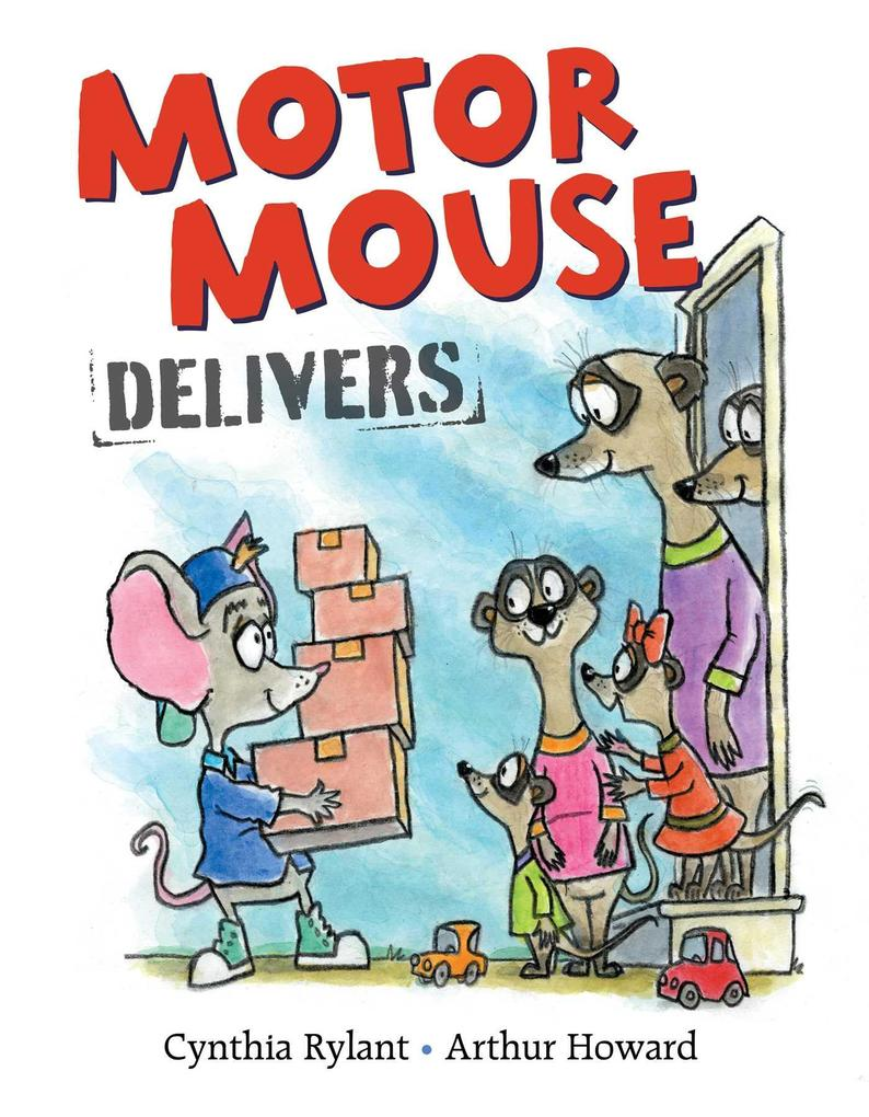 Motor Mouse Delivers als eBook pdf