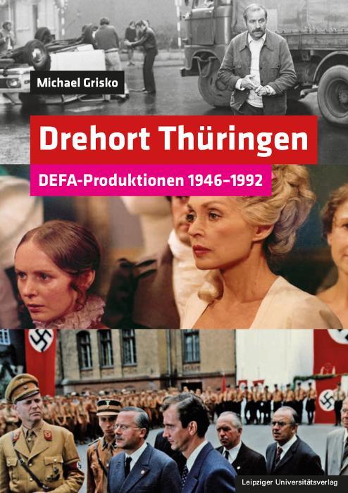 Drehort Thüringen als Buch (kartoniert)