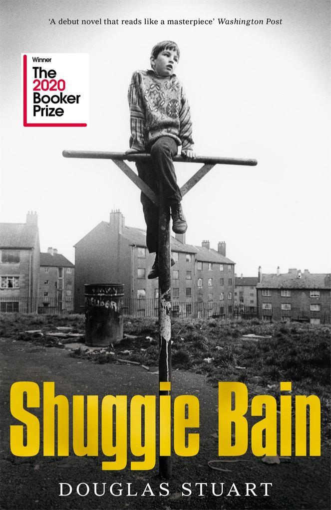 Shuggie Bain als Buch (gebunden)