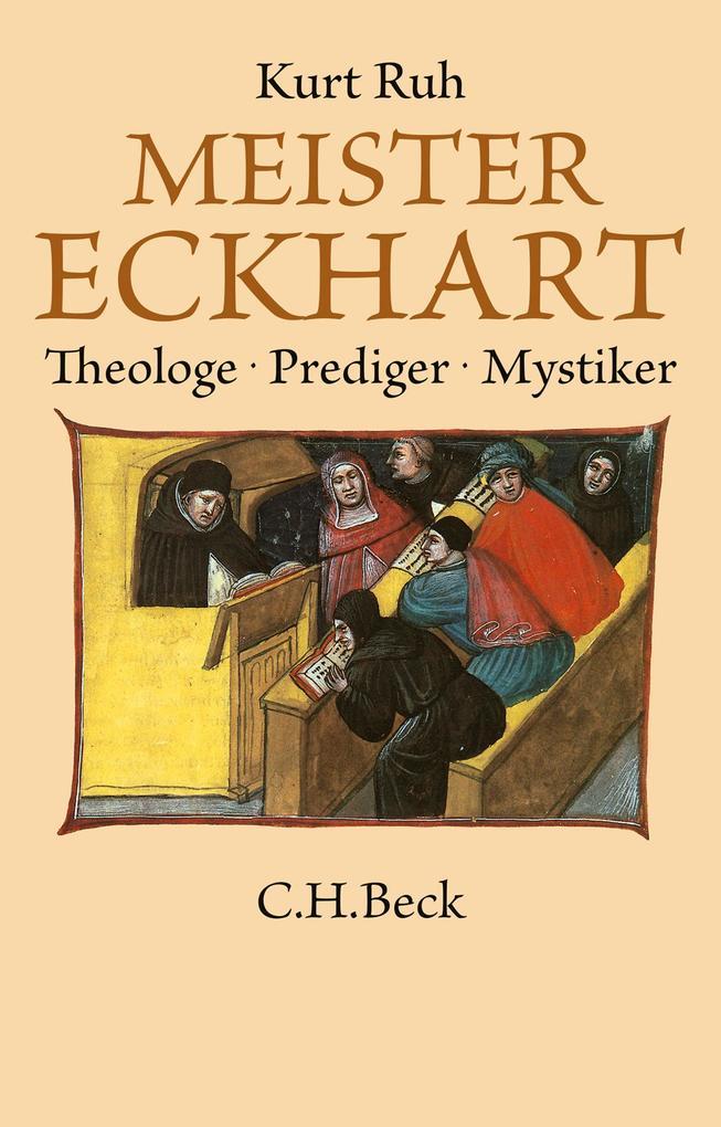 Meister Eckhart als eBook pdf