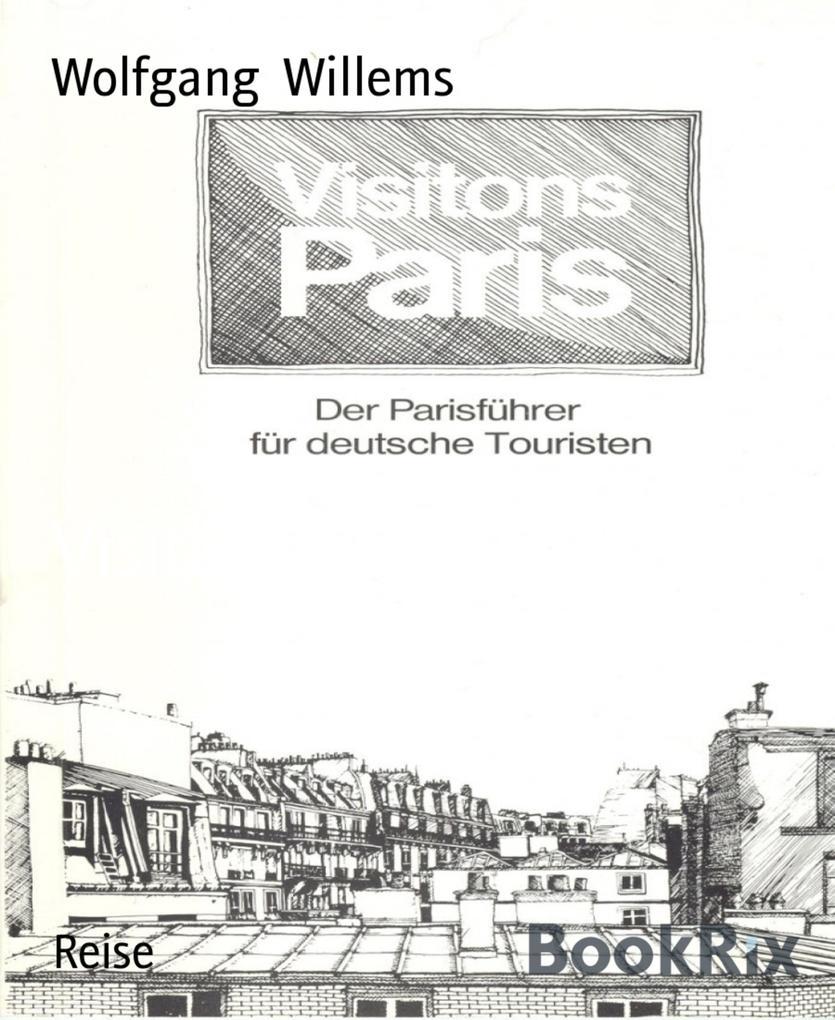 Visitons Paris als eBook epub