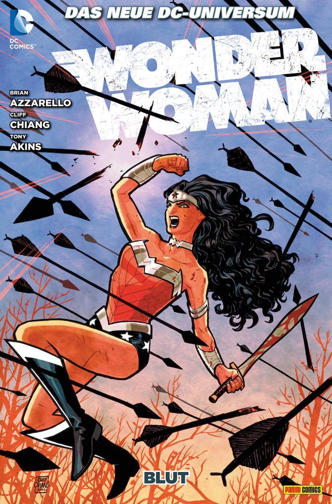 Wonder Woman 1 - Blut als eBook epub