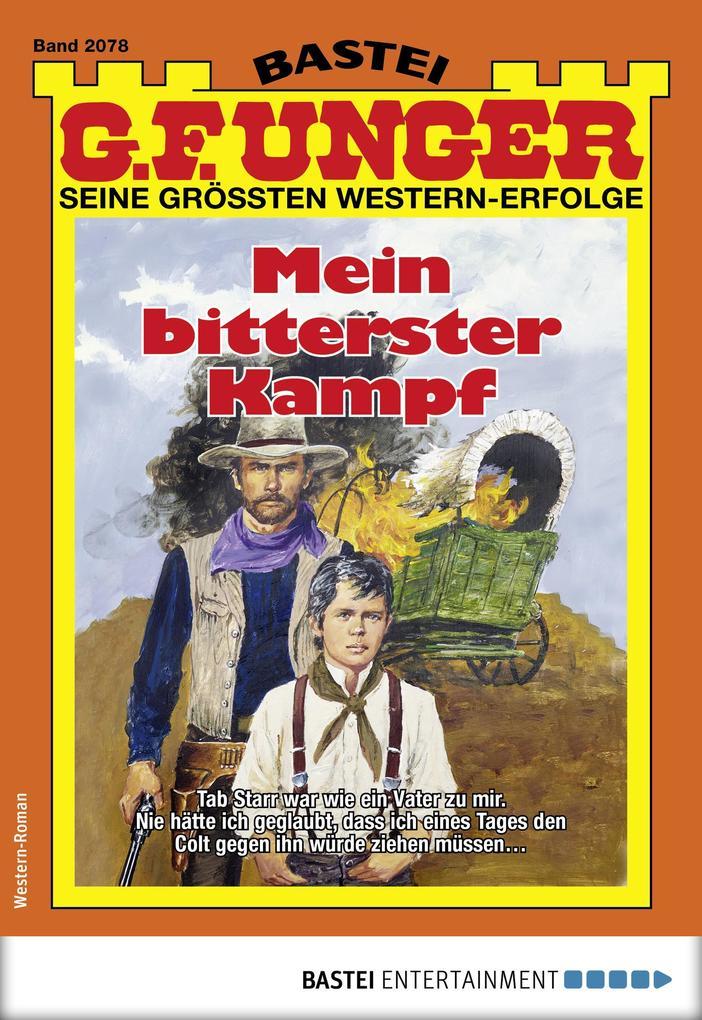 G. F. Unger 2078 - Western als eBook epub