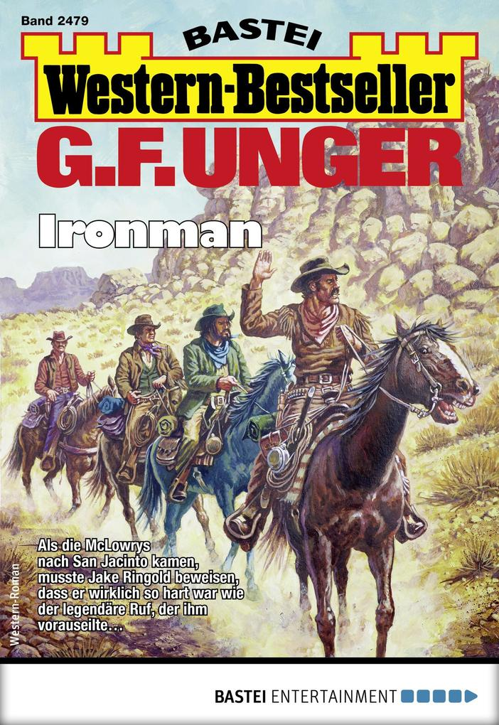 G. F. Unger Western-Bestseller 2479 - Western als eBook epub