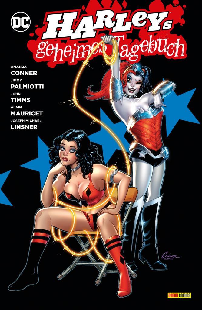 Harley Quinn: Harleys geheimes Tagebuch, Bd. 1 als eBook epub