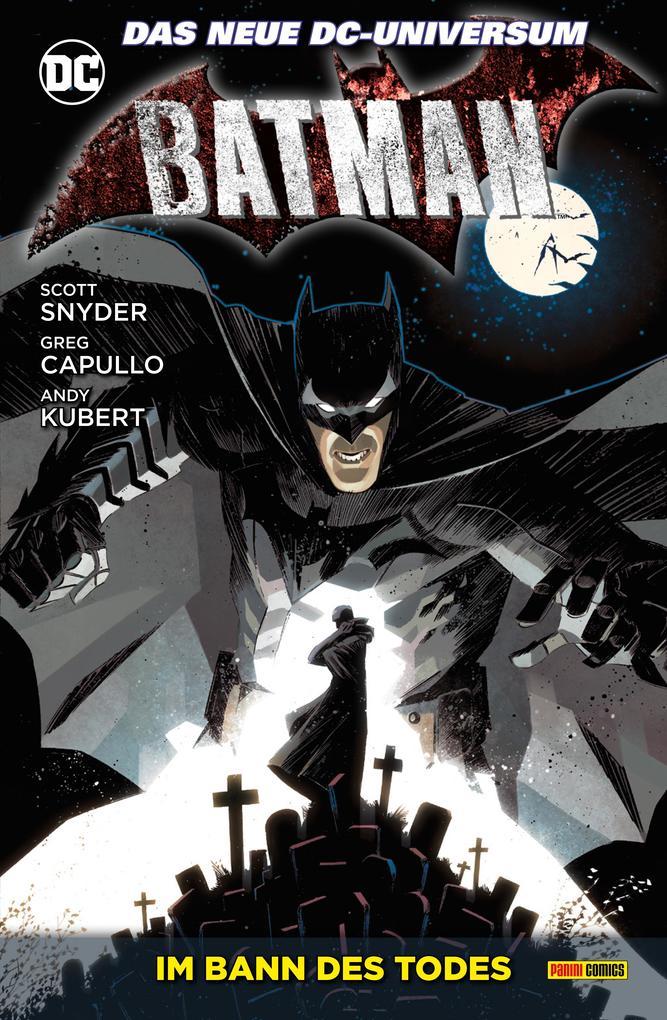 Batman, Bd. 6: Im Bann des Todes als eBook epub