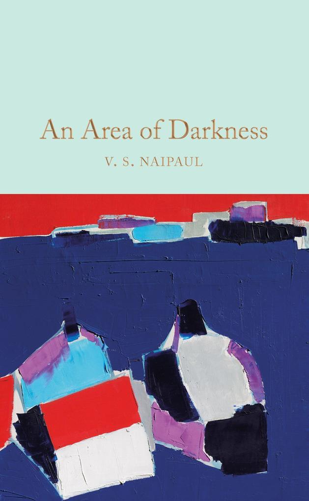 An Area of Darkness als Buch (gebunden)
