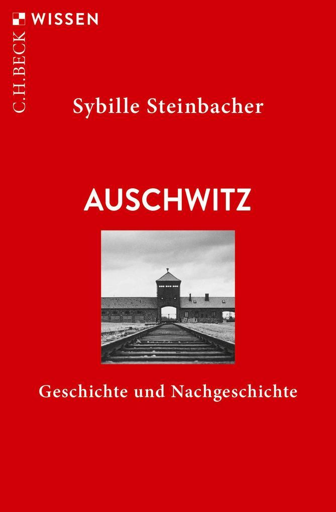 Auschwitz als eBook epub