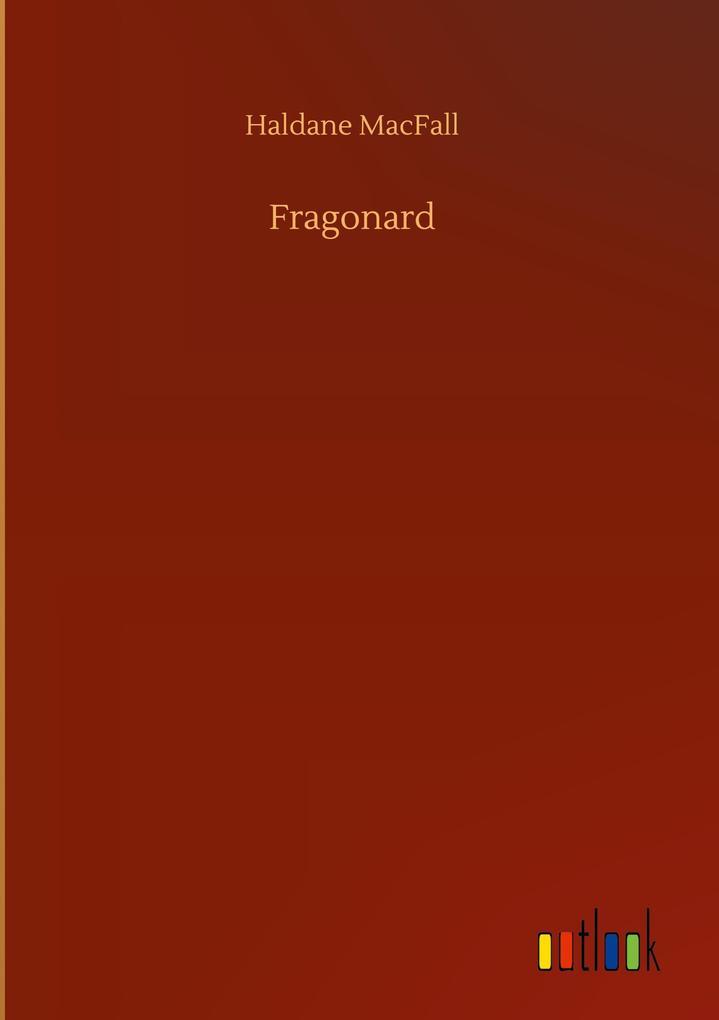 Fragonard als Buch (gebunden)