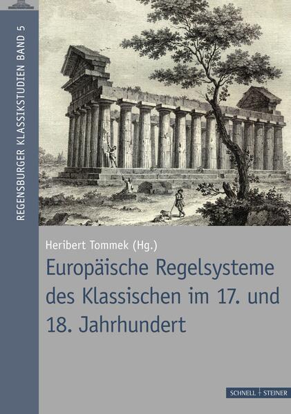 Europäische Regelsysteme des Klassischen als Buch (kartoniert)