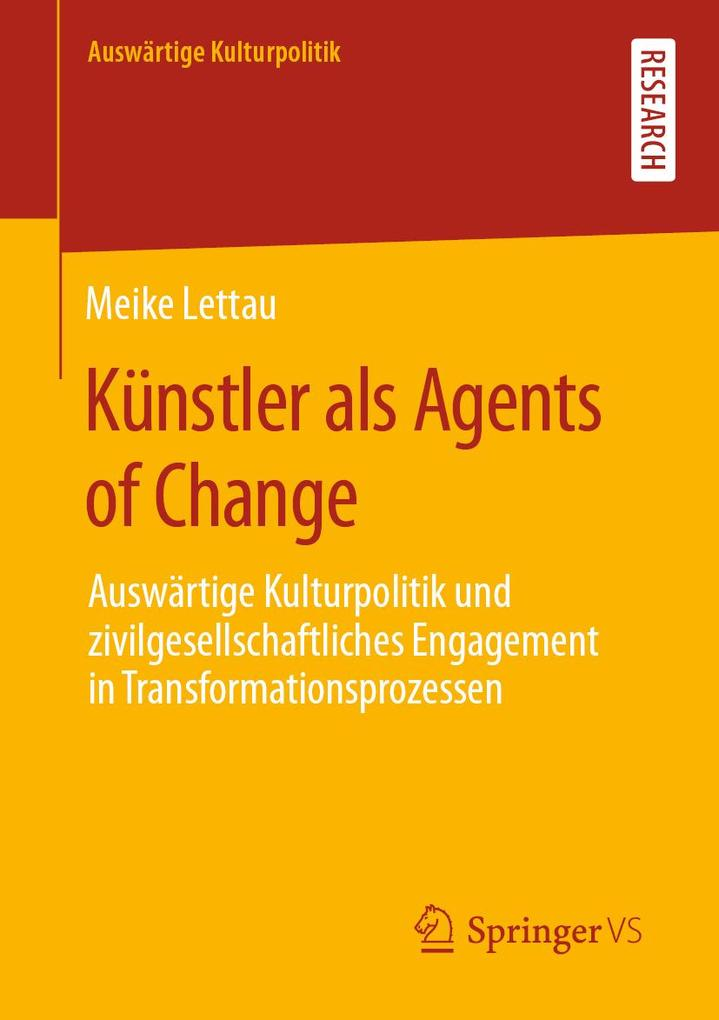 Künstler als Agents of Change als eBook pdf