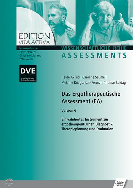 Das Ergotherapeutische Assessment als Taschenbuch