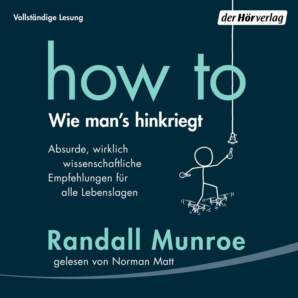 HOW TO - Wie man's hinkriegt als Hörbuch Download