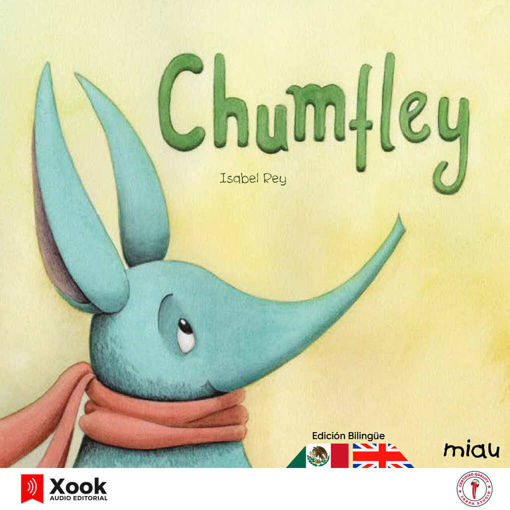 Chumfley als Hörbuch Download