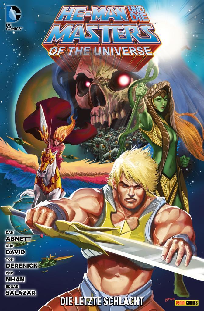 He-Man und die Masters of the Universe - Bd. 7: Die letzte Schlacht als eBook epub