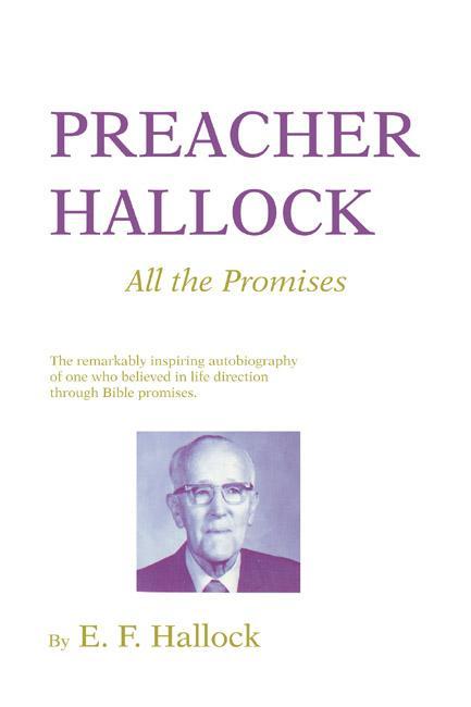 Preacher Hallock als eBook pdf