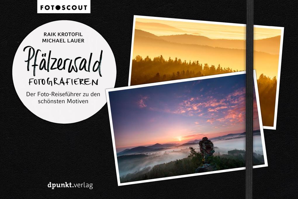 Pfälzerwald fotografieren als eBook epub