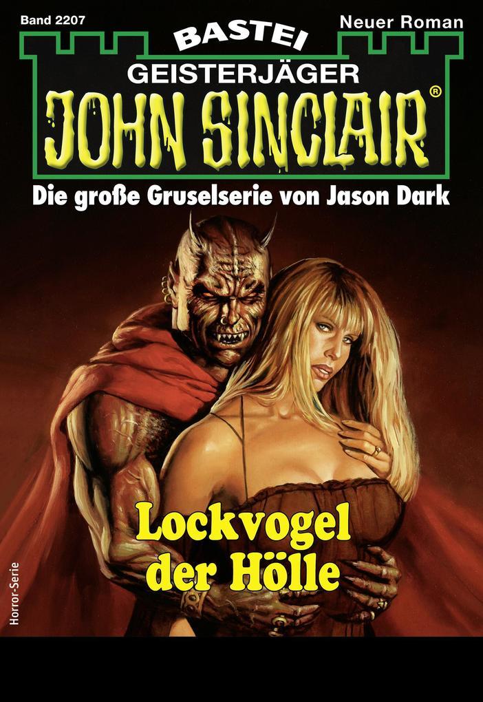 John Sinclair 2207 - Horror-Serie als eBook epub