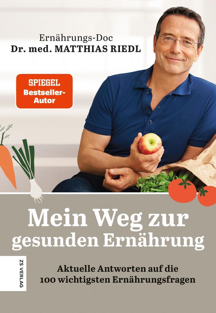 Mein Weg zur gesunden Ernährung als eBook epub