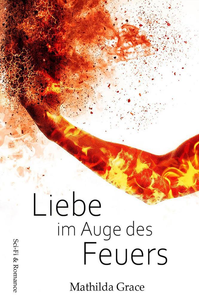 Liebe im Auge des Feuers als eBook epub
