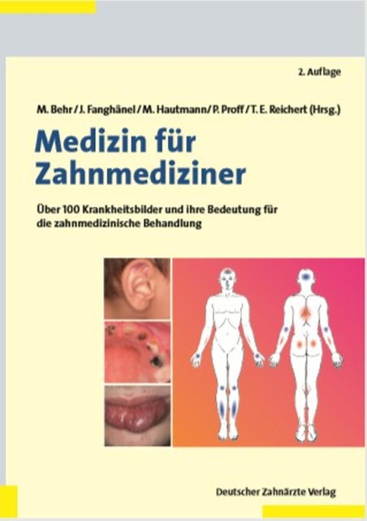 Medizin für Zahnmediziner als eBook pdf