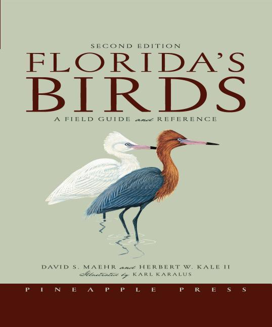 Florida's Birds: A Field Guide and Reference als Taschenbuch