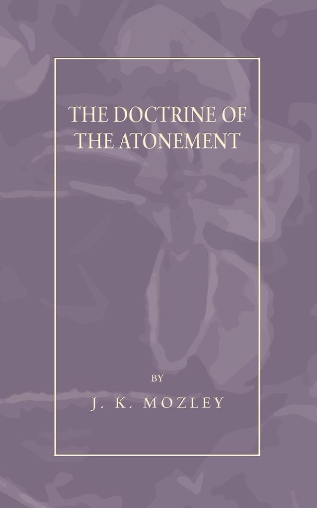 Doctrine of the Atonement als Taschenbuch