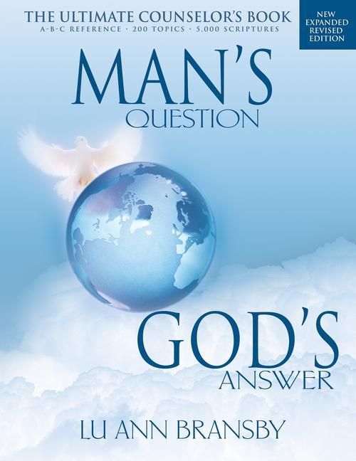 Man's Question, God's Answer: The Ultimate Counselor's Book als Taschenbuch