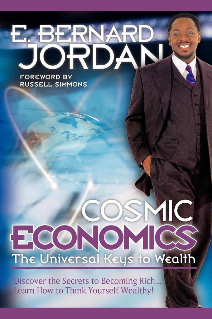 Cosmic Economics als Taschenbuch