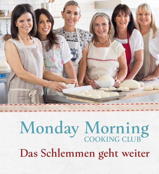 Monday Morning Cooking Club als Buch (gebunden)