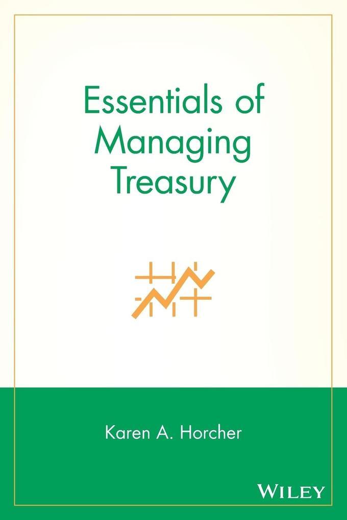 Essentials of Treasury als Buch (kartoniert)