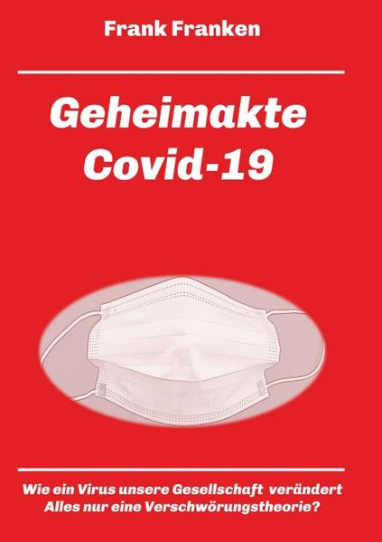 Geheimakte Covid-19 als Buch (kartoniert)