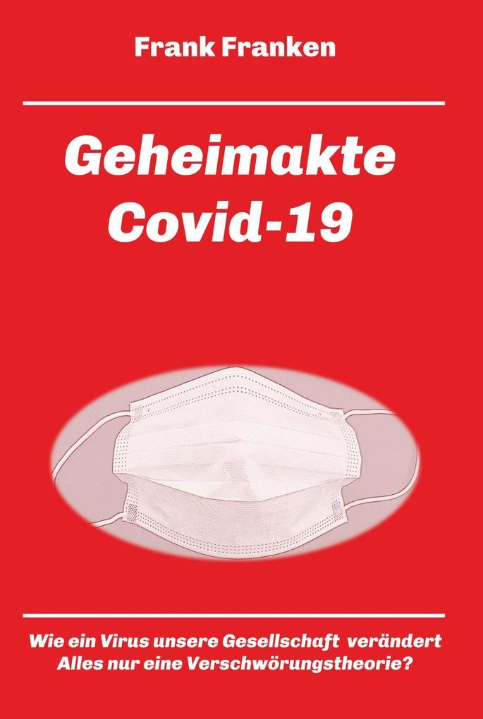 Geheimakte Covid-19 als eBook epub