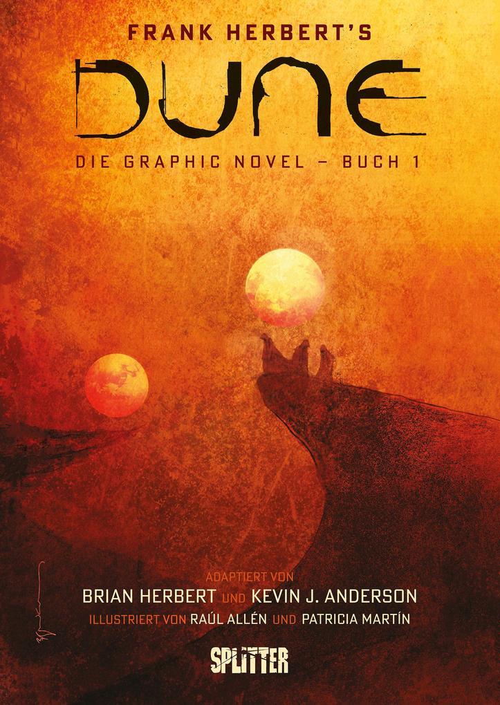 Dune (Graphic Novel). Band 1 als eBook epub